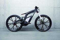 Audi bicykle.