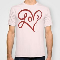 Love T-shirt by Nomi&Nick - $22.00