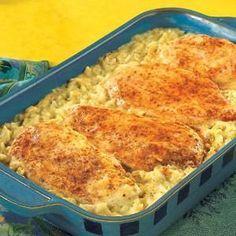 Easy Chicken Recipe