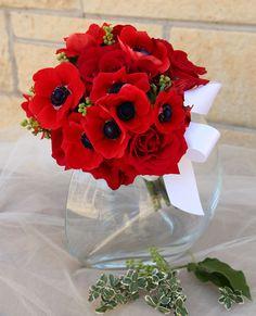 Beautiful Anemone Bouquet