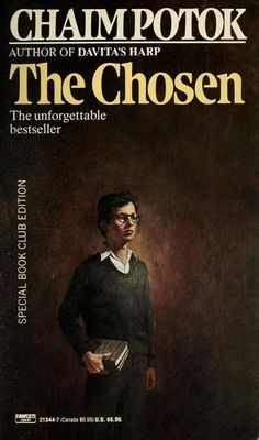 UPDATE: FINISHED THIS JULY 2012. The Chosen by Chaim Potok (I have this paperback version. I have been reading it slowly for more than a year. I am trying to make it last. I don't want it to end. Here's a copy you can read online: http://tinyurl.com/7pzn3wc)