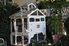 Pretty Hen House
