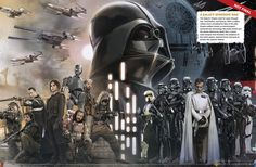 Rogue One: A Star Wars Story: The Official Visual Story