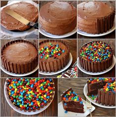 ShareYes you read it right, fun art projects with a DIY Kit-Kat and M&M cake. If you are having a celebration at home or at the office, why not take this useful DIY idea and bake and decorate a cake that will have your family or colleagues bursting with joy. This belongs to the group of …