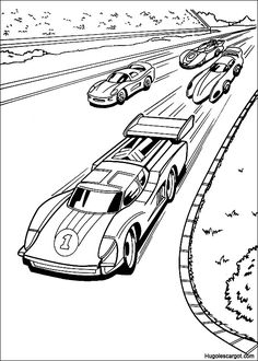 hot wheels printable coloring pages | Free coloring pages to print or color online