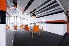 iSelect Melbourne Headquarters - Custom designed feature meeting suite