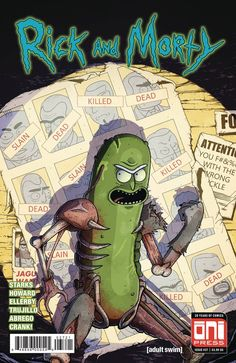 Rick And Morty 37 Oni 2018 Mike Vasquez Pickle Rick Uncanny X-Men 141 Homage Variant Rick And Morty Image, Rick I Morty, Rick And Morty Comic, Rick And Morty Drawing, Ricky And Morty, Rick And Morty Characters, Rick And Morty Poster, Comic Book Covers, Funny Wallpapers