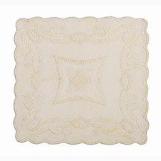 c.1840-1850...Child's Quilt- French Boutis | Mingei