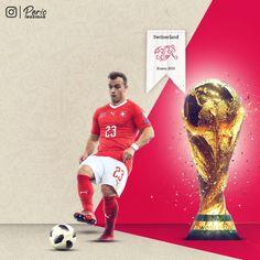 Switzerland FIFA WORLD CUP 2018
