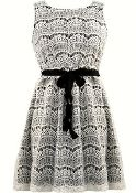 Lyrical Lace Dress