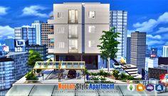 Korean Style Apartment