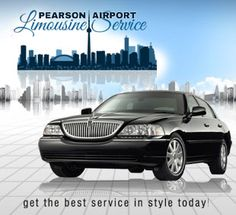 Pearson Airport Limousine Service - Airport Car Service in Toronto