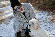 wonderful winter // flannel foxes