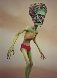 Mars Attacks | Darren E. Marshall