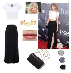 """""""Taylor Swift"""" by coudray-eve on Polyvore featuring Jacques Vert, Terre Mère, Clare V. and Stella & Dot"""