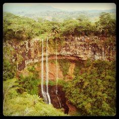 Chamarel, isla Mauricio