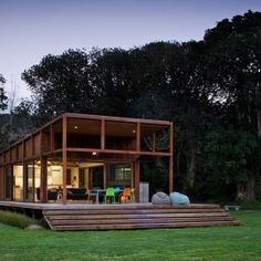 Great Barrier house New Zealand