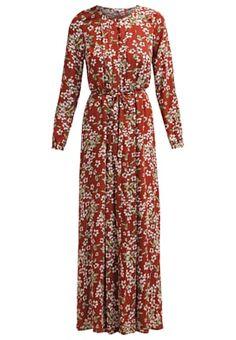 Vestito lungo - henna