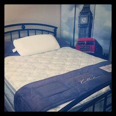 Fox Creek ET (Euro- top) by Serta Mattress City - come try this bed out!- Marysville, Everett, & Woodinville
