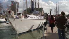 Legendary 'Flyer' Arrives Safely Home in The Netherlands.