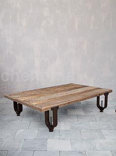 Table basse Entrepot