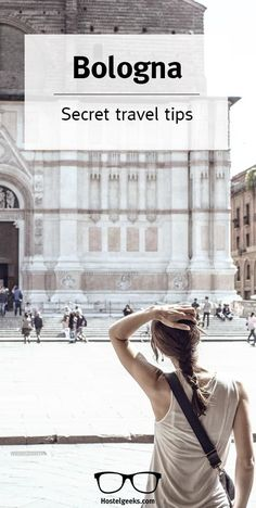 Yummy, cool and unique travel tips for Bologna! Discover them at http://hostelgeeks.com/bologna-travel-tips/