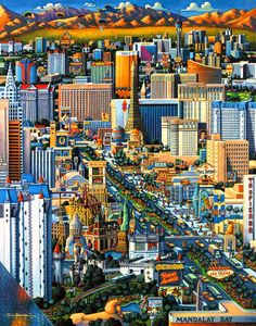 Las Vegas by Eric Dowdle - Las Vegas, Nevada