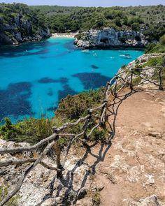 "PlaY to EnjoY on Instagram: """"Entre las dificultades se encuentra la oportunidad"". Albert Einstein"" Balearic Islands, Menorca, Albert Einstein, River, Instagram, Outdoor, Beach, Opportunity, Outdoors"