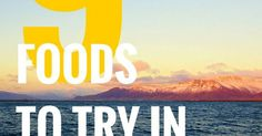 9 foods you have to try in Iceland Iceland, Tech Companies, Company Logo, Foods, Travel, Ice Land, Food Food, Food Items, Viajes