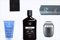 """The best hair and skin-care products for men: These are the shaving creams, body washes, and exfoliators for product junkies who call beauty """"grooming."""""""