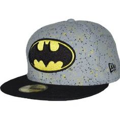 New Era 59Fifty Speckle Hero Batman 5950 Cap 4e68ae5da0b