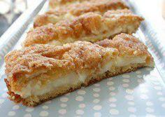 pilsbury cinnamon cream cheese crescent pastry