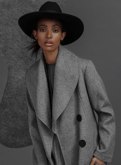 8 Winter Coat Trends to Snap Up Before They're Gone - Flare