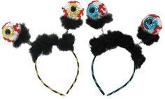 Halloween Eyeball Bobble Headbands for Kids (2-Pack) $6.99(46% off) Exp:Nov/8/2015
