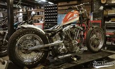 Shovelhead Swing Arm Chopper | FOR SALE - 72`FX 4SPD Swing Arm Chopper Project