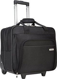 Targus Metro Roller Laptop Case for 16-Inch Laptop Black (TBR003US)