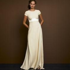 Informal Second Wedding Dresses | wedding dress you should definitely consider your first wedding dress