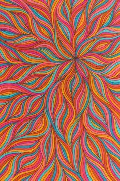 So pretty doodle drawings, doodle art, zen doodle, zentangle patterns, zent What's My Favorite Color, Zentangle Patterns, Zentangles, Trippy Patterns, Art Plastique, Fractal Art, Doodle Art, Zen Doodle, Textures Patterns
