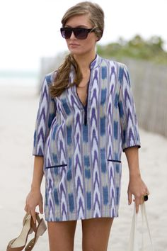 love this as a bathing suit cover up!