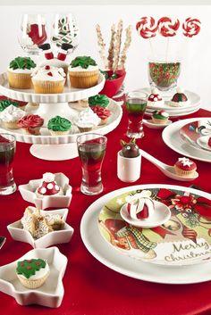 Invita a los pequeños de la familia a compartir un momento muy divertido elaborando deliciosas preparaciones navideñas.