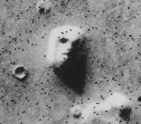 Martian face viking cropped - Cydonia Mensae – Wikipedia