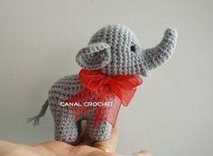 Слон амигуруми крючком #амигуруми #схемыамигуруми #вязаныеигрушки #amigurumipattern