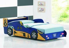 F1 Blue Racer