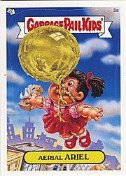 Collecting and trading GPK cards was a daily MUST!