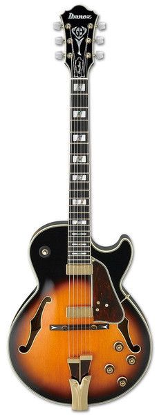 Ibanez GB10 NT George Benson Signature Hollow Body Electric Guitar | Natural