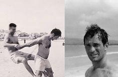 Jack Kerouac en Tánger en 1957 Jack Kerouac, You Are Worthy, Writers, Icons, Wrestling, People, Style, Tangier Morocco, Naked