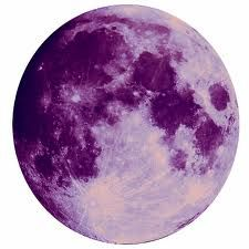 Purple Moon_Pisces and Scorpio.