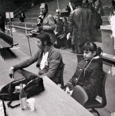 Nadia and Bela - Skien, Norway 1975 European Championships