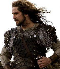 beautiful Gerard Butler as Beowulf