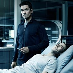 Don't miss the series premiere of on Jan. 10 at 10 Billy Campbell, 12 Monkeys, Sci Fi Shows, Series Premiere, Fantasy Films, Dark Matter, Stargate, Executive Producer, A Team